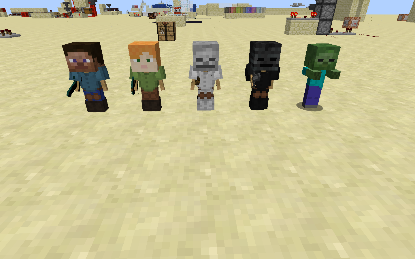These Baby Hostile Mobs are The Cutest Thing Ever! - Gearcraft