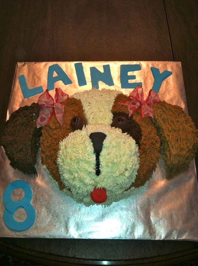 Birthday Cake Ideas Dog : puppy cakes Puppy dog face   Birthday Cakes cakes ...