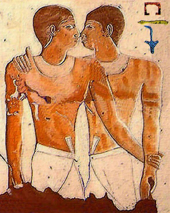 Gay sex ancient egypt