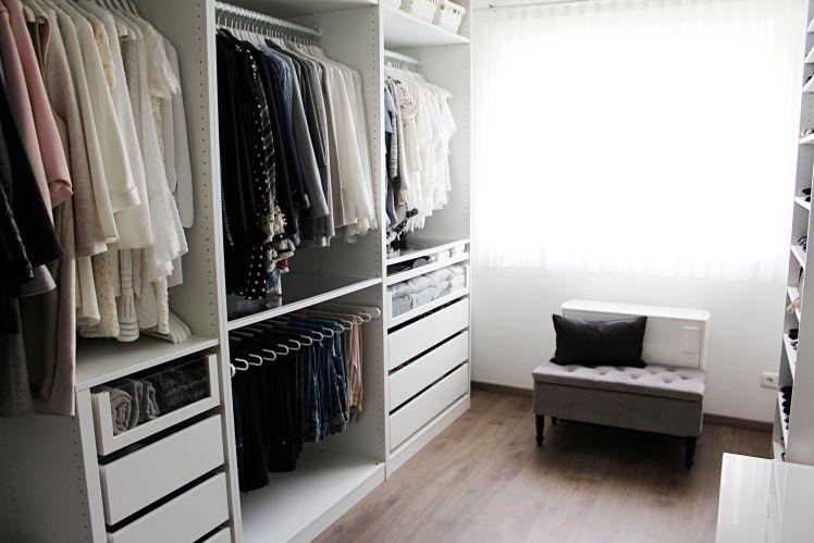 Huge Walk In Closet Tour Be The Designer Of Your Life Ankleide Zimmer Schminkzimmer Ankleidezimmer