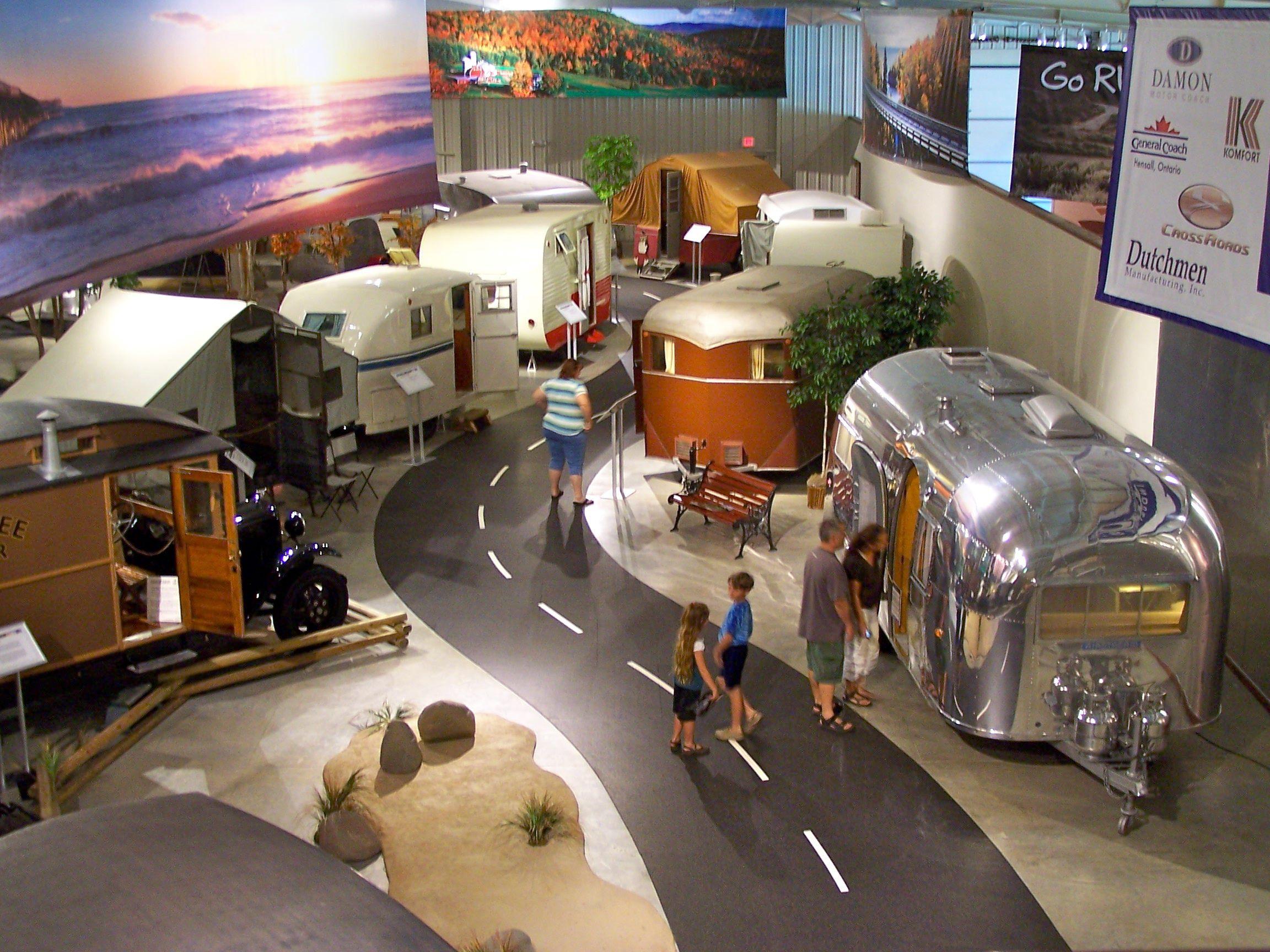 National Rv Museum Elkhart In