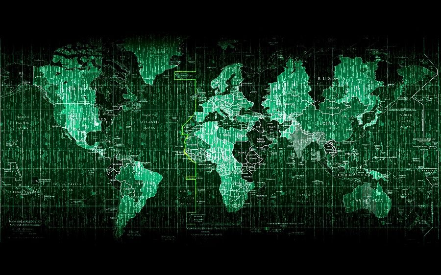 The Reverse Map Of The World If Land Masses Dominated Instead Of Water Map Wallpaper World Map Wallpaper World Wallpaper