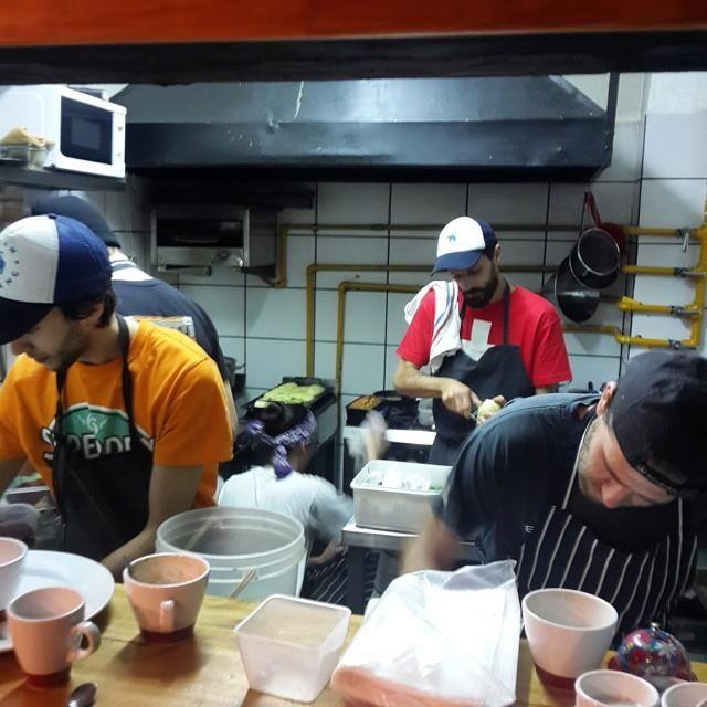 La cocina de Gran Dabbang,
