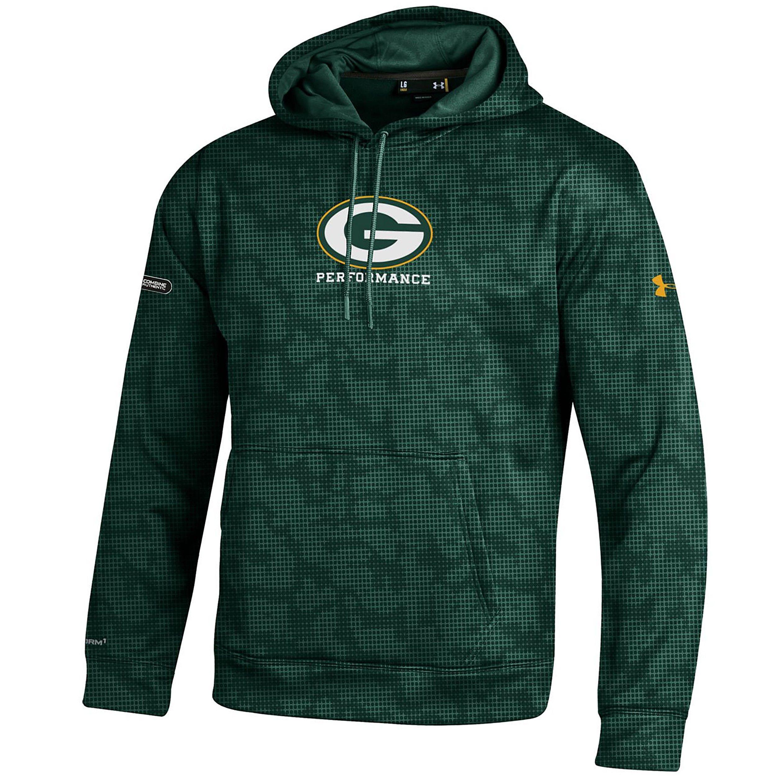 Nfl Combine Authentic Packers Novelty Hoodie Mens Fleece Hoodie Hoodies Hooded Sweatshirt Men [ 2500 x 2500 Pixel ]