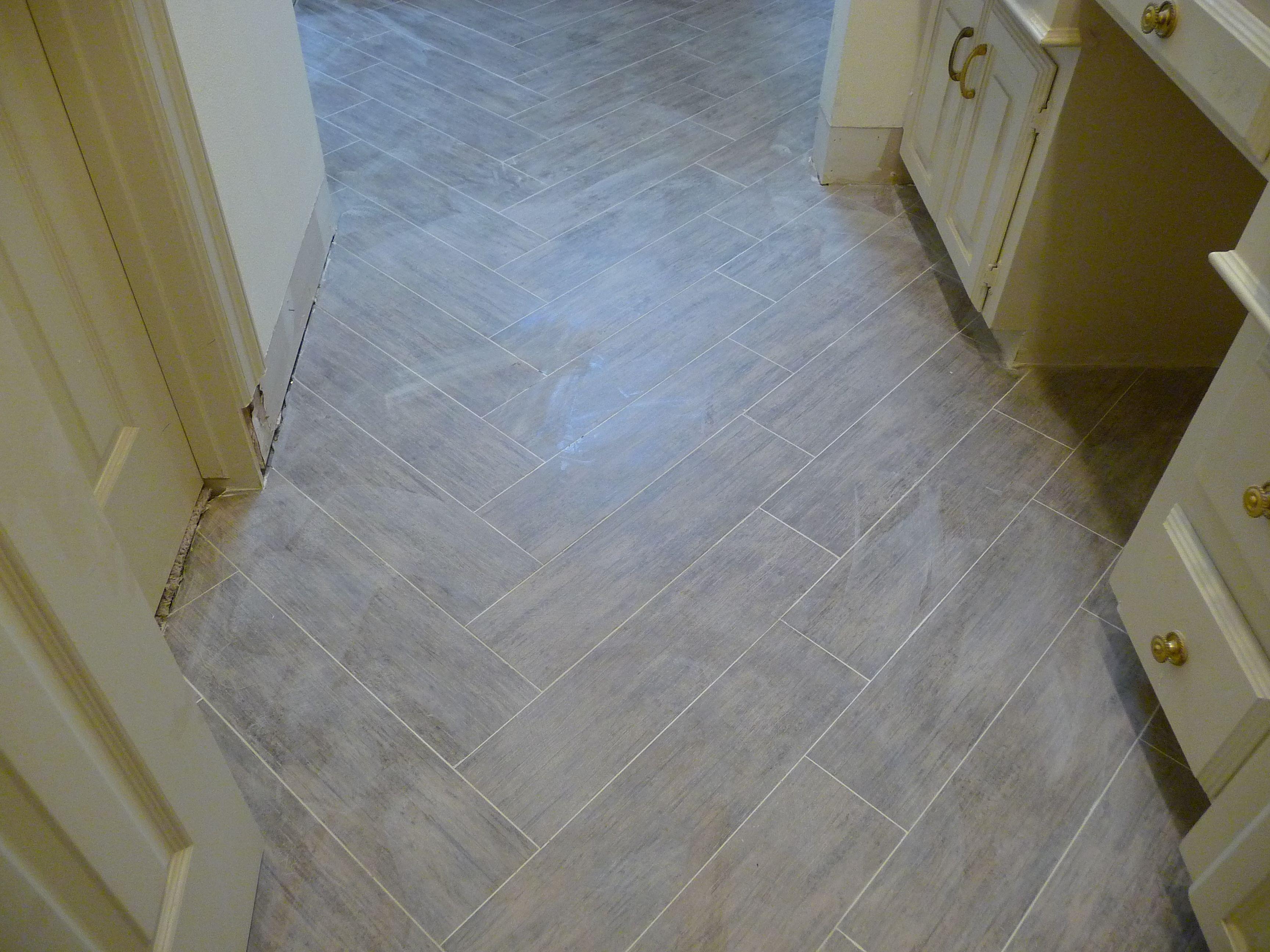 floor tile layout patterns 6 x 24