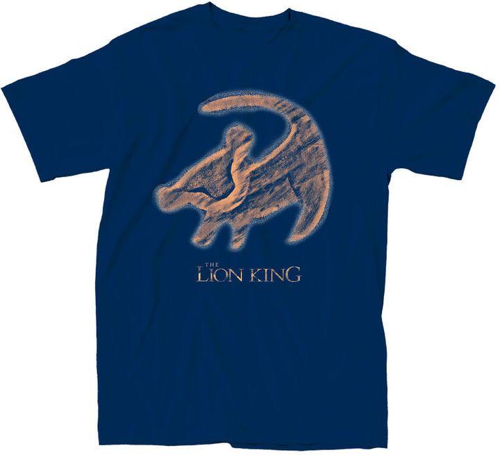 Novelty T Shirts Lion King Symbol Graphic T Shirt Teen Guys Shirts