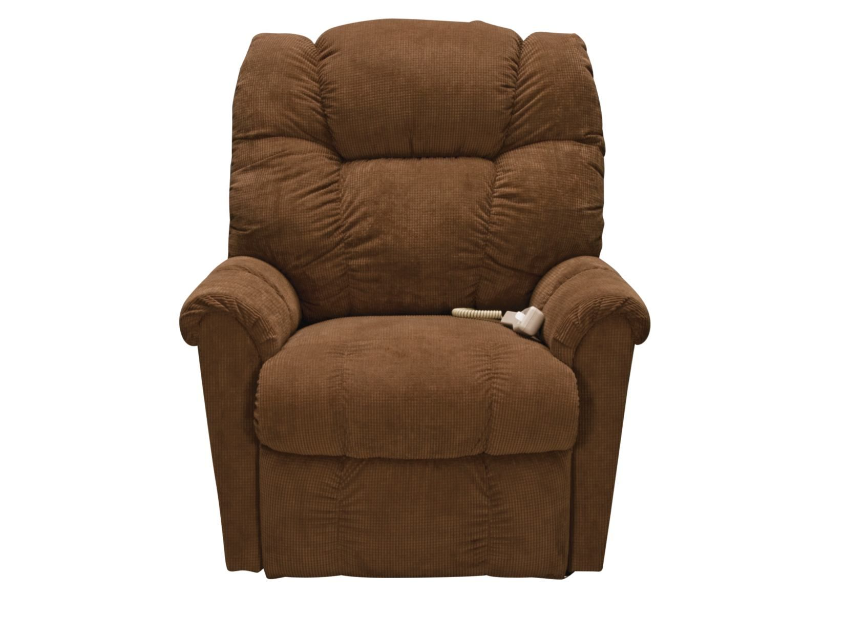 Sherman Mocha Power Lift Chair Value City Furniture