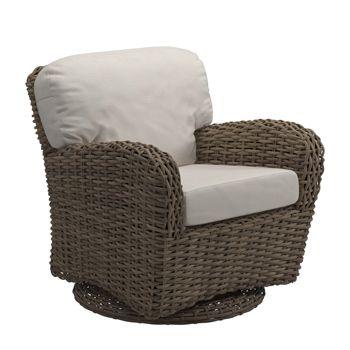 Sunset Swivel Glider Lounge Chair