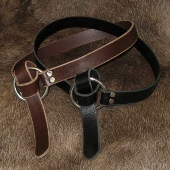 Child's Ring Belt. Available at Medieval Fantasies Company.