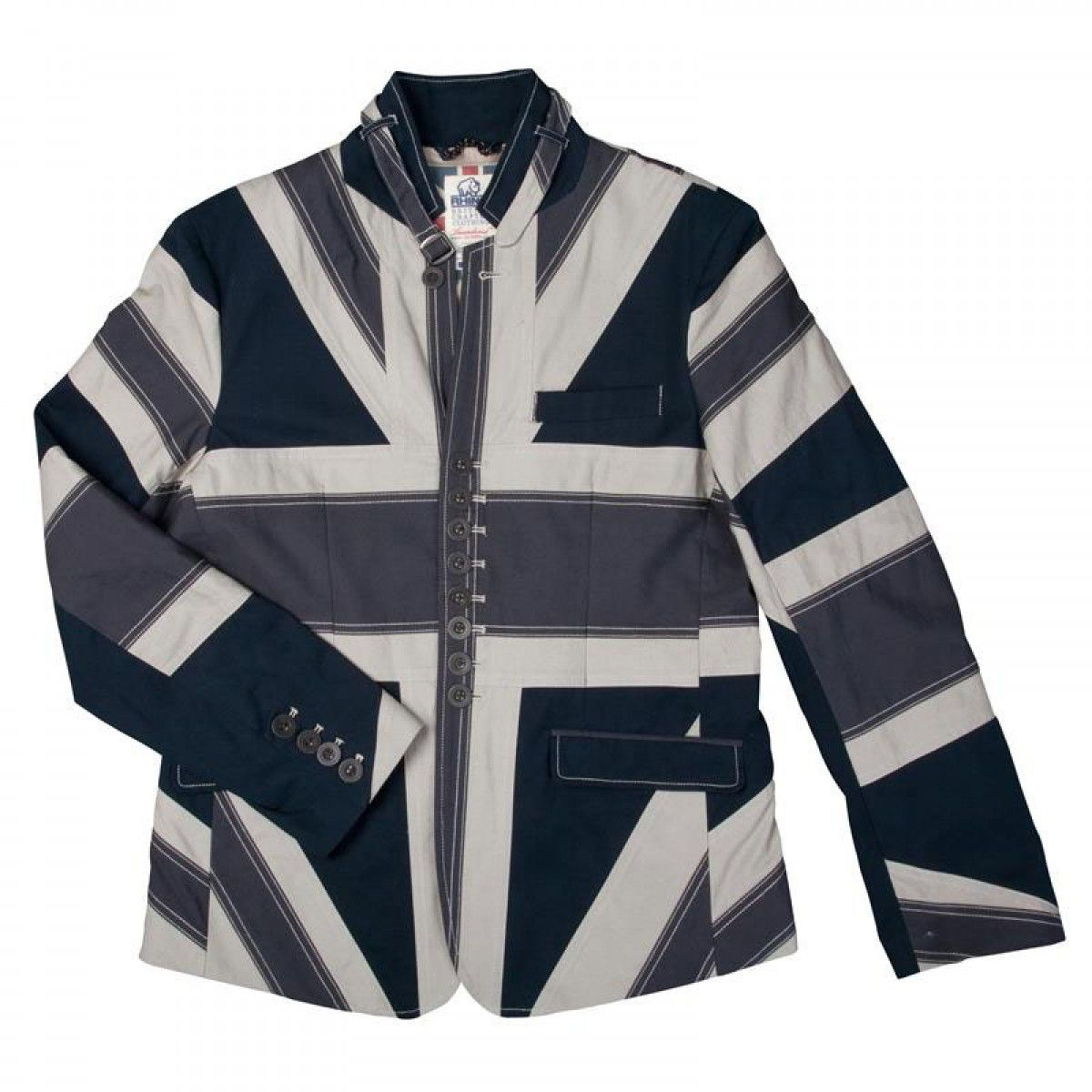Union Jack Jacket Navy Jackets