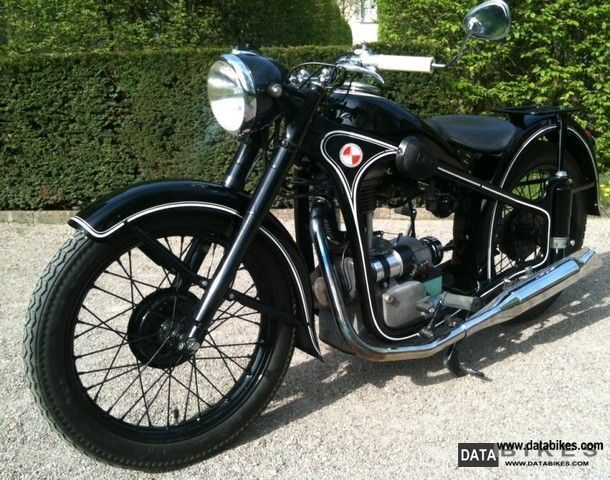 1954 BMW EMW R35 Motorcycle Motorcycle photo