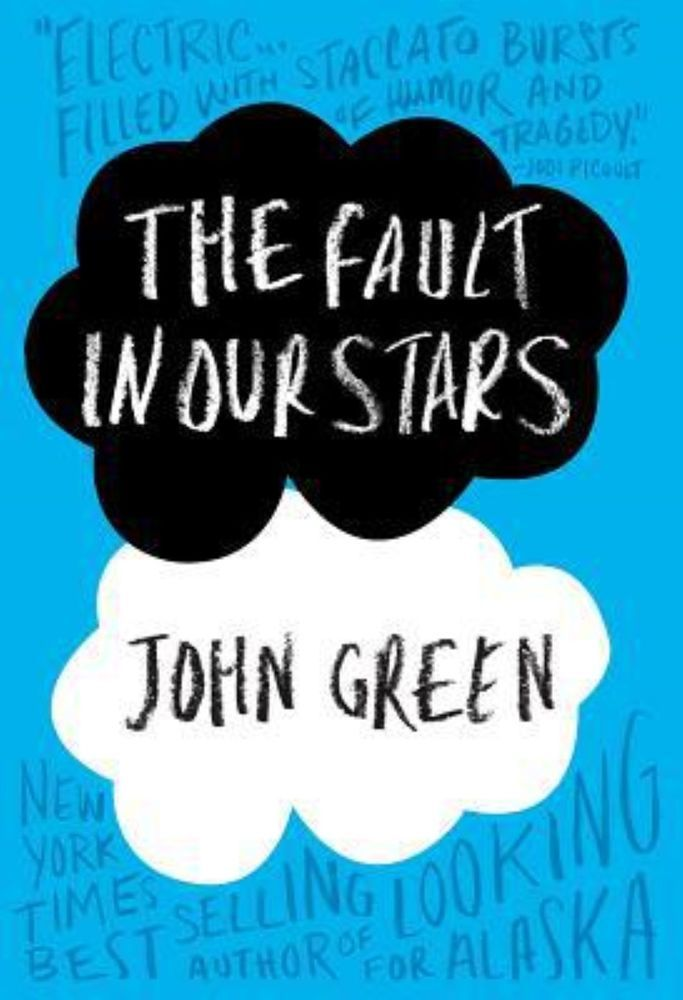 The Fault in Our Stars Hardcover  by John Green  525478817   eBay