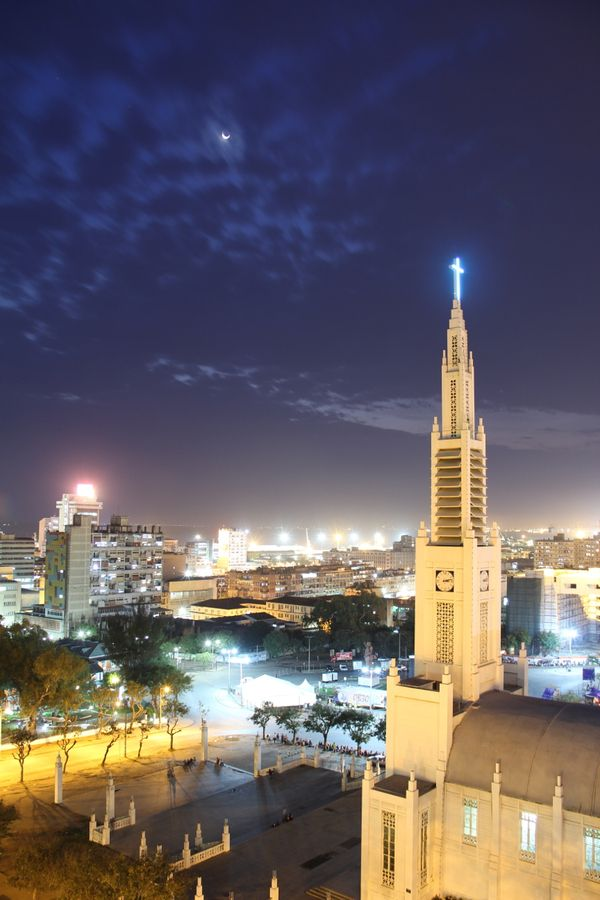 Maputo Cathedral by Greg Culey via 500px