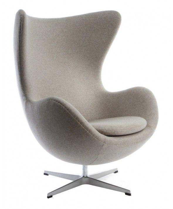 Arne Jacobsen Egg Chair Replica   Arne Jacobsen   Designers