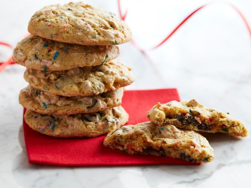 Loaded Cake Mix Cookies