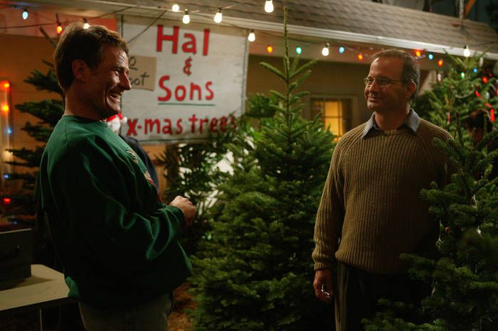 Malcolm In The Middle Christmas.Malcolm In The Middle Christmas Trees Favorite Tv