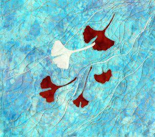 PAT's ART JOURNAL: Reverse Applique Tutorial