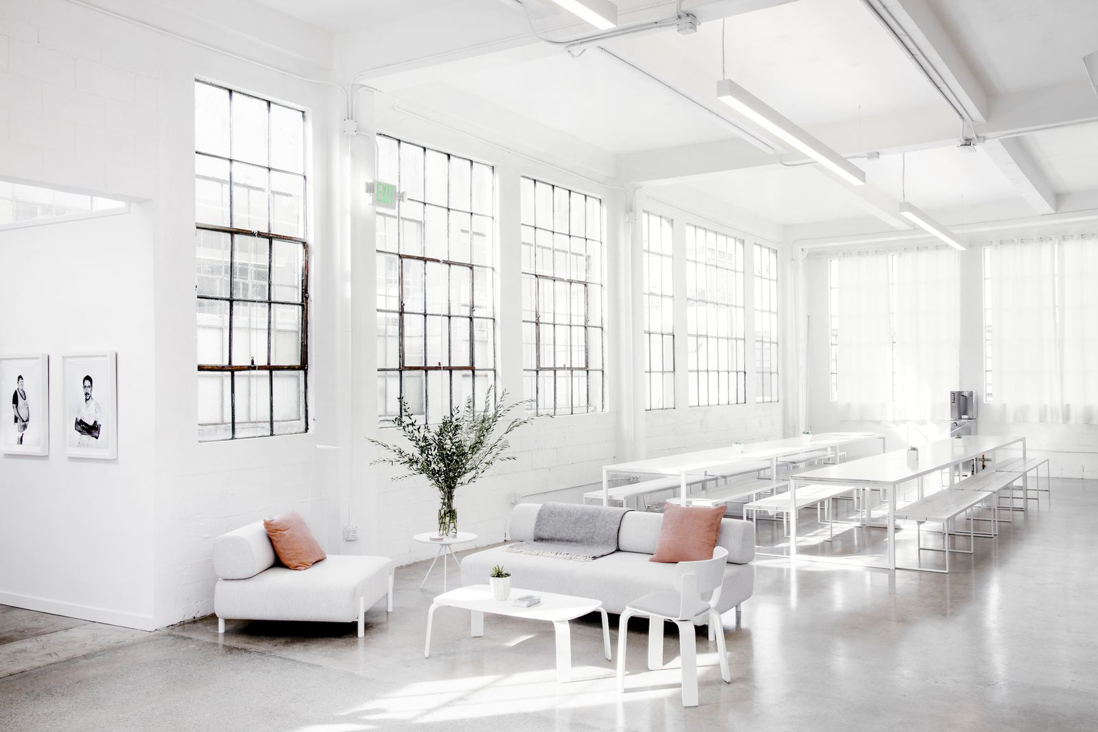 """No conference rooms and no cubicles"" has been the rule at Everlane from the…"