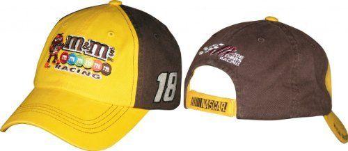 NASCAR KYLE BUSCH FAN UP HAT by Checkered Flag, http://www.amazon.com/dp/B00BUGI0BO/ref=cm_sw_r_pi_dp_Z09qrb0GXES84