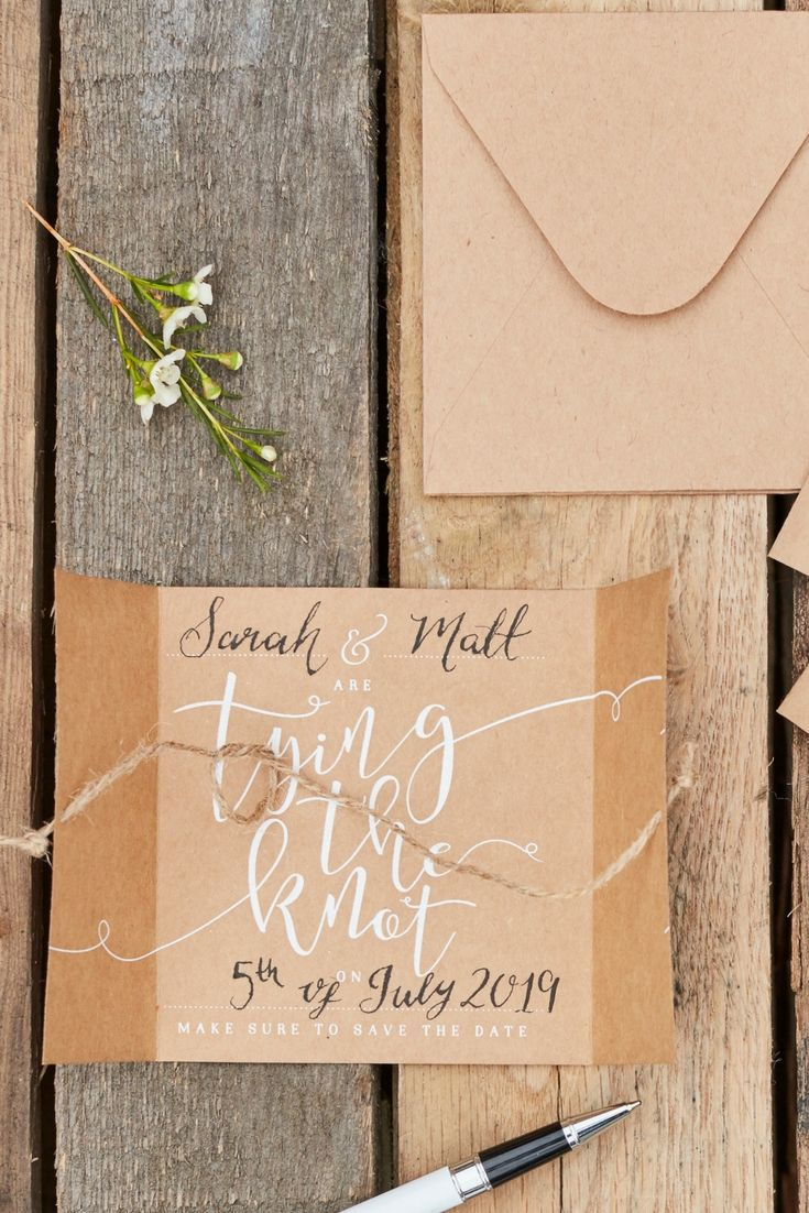 Wedding decorations for house january 2019 Save the dateu kaarten Rustic Country ST in   Wedding