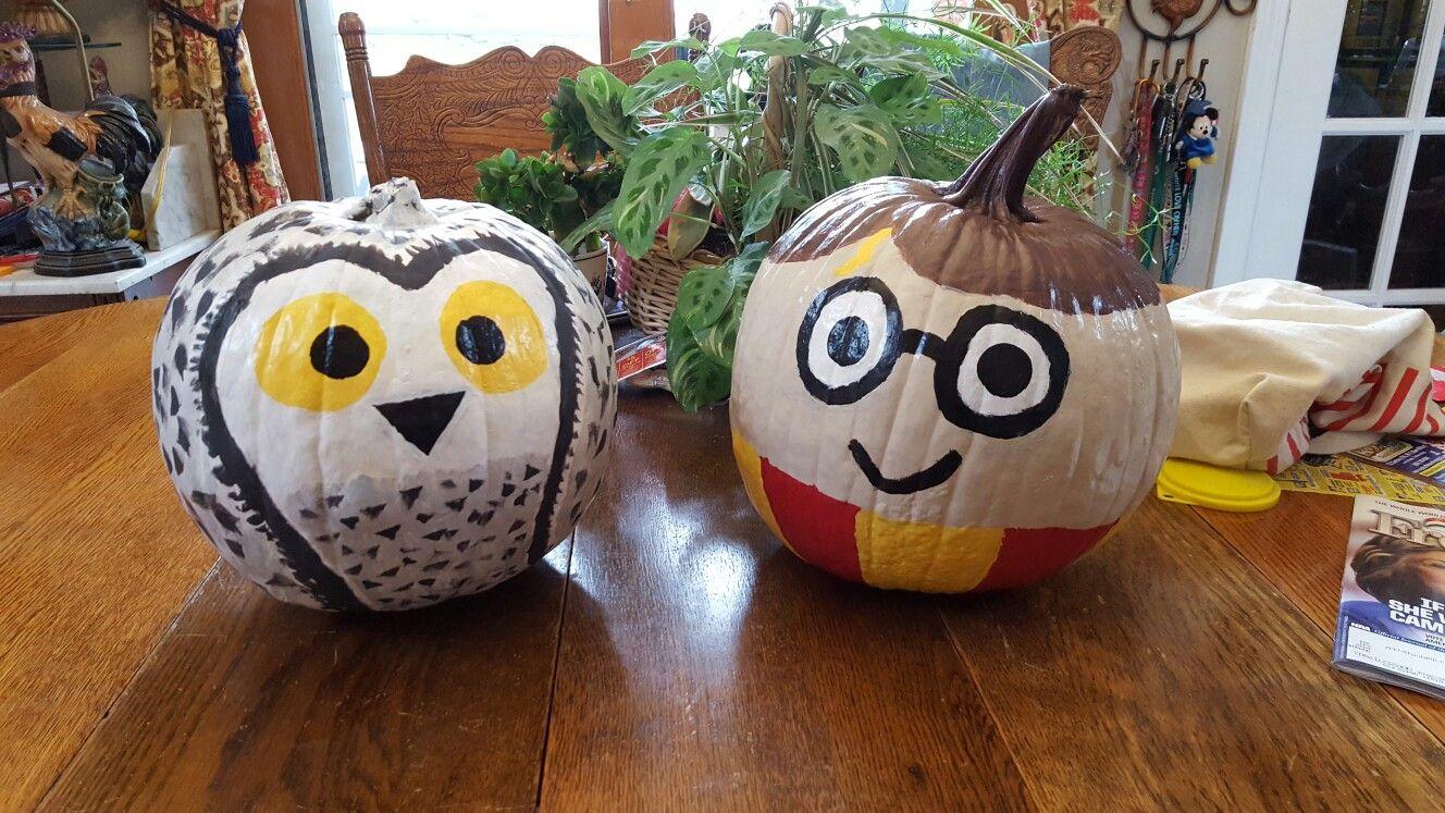 30+ Harry potter pumpkin painting ideas in 2021