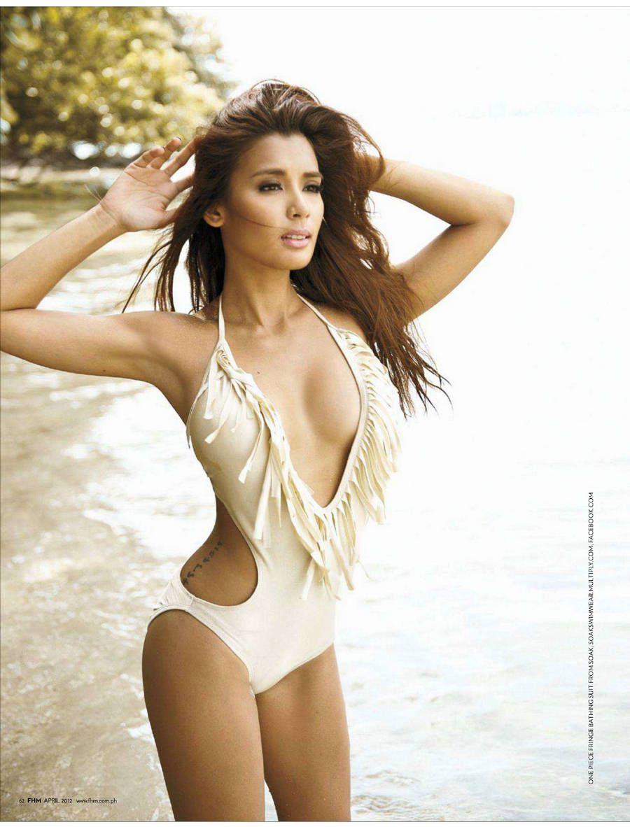 My asian wife nude