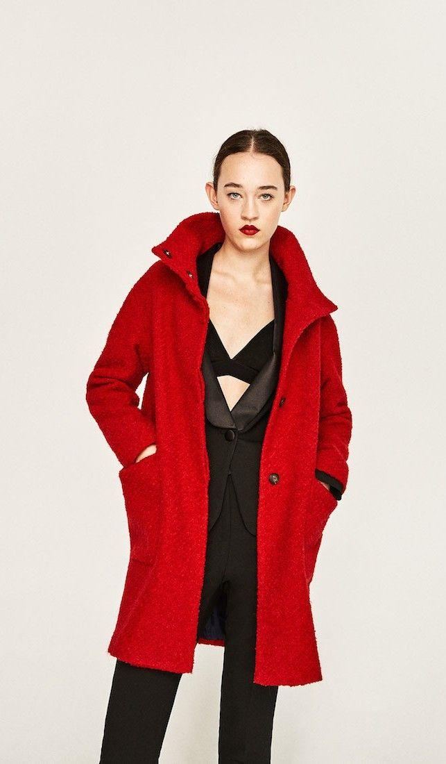 Cappotto rosso abbinamenti | Impulse