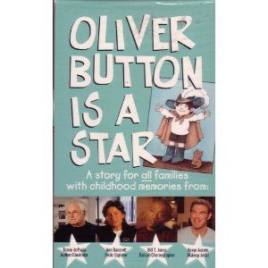 Oliver Button Is A Star Gender Stereotypes Bullying Stars