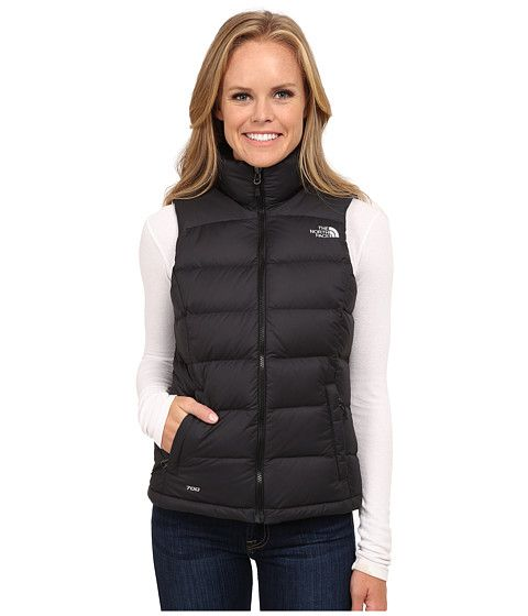 2809ef2cc The North Face Nuptse 2 Vest TNF Black - Zappos.com Free Shipping ...