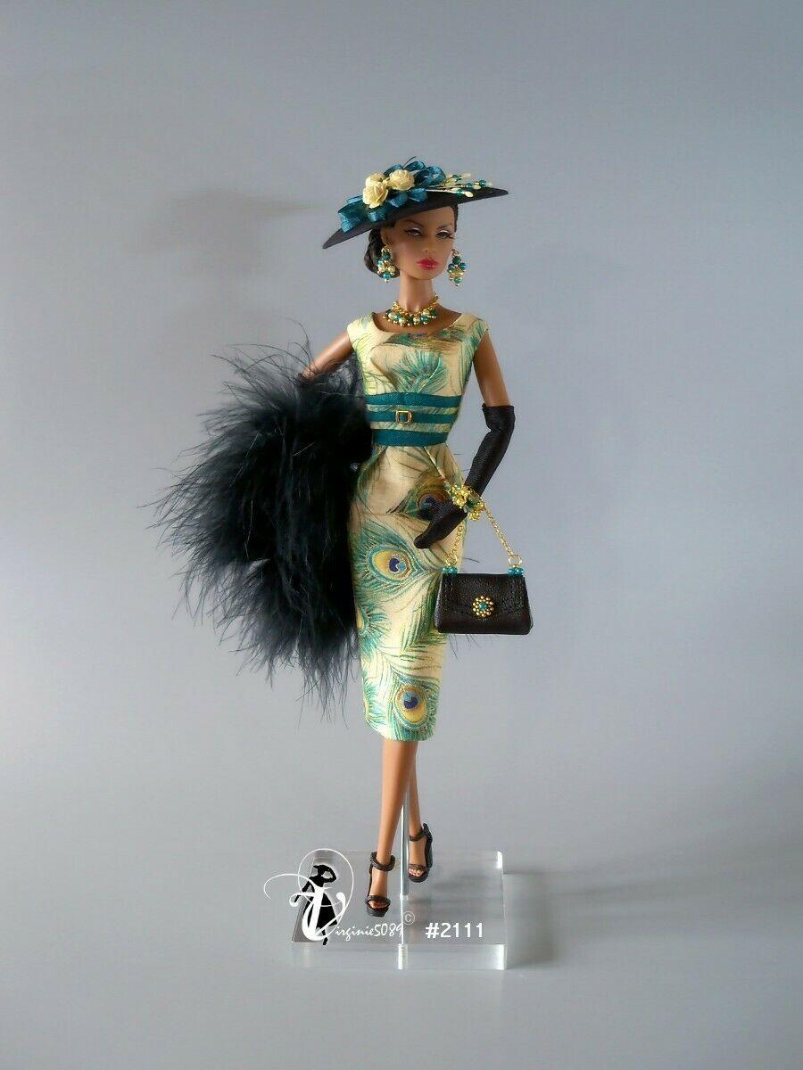 Doll Outfit Tenue Complete Barbie Silkstone Vintage Integrity Toys 2111 Ebay Vintage Barbie Clothes Barbie Barbie Fashion