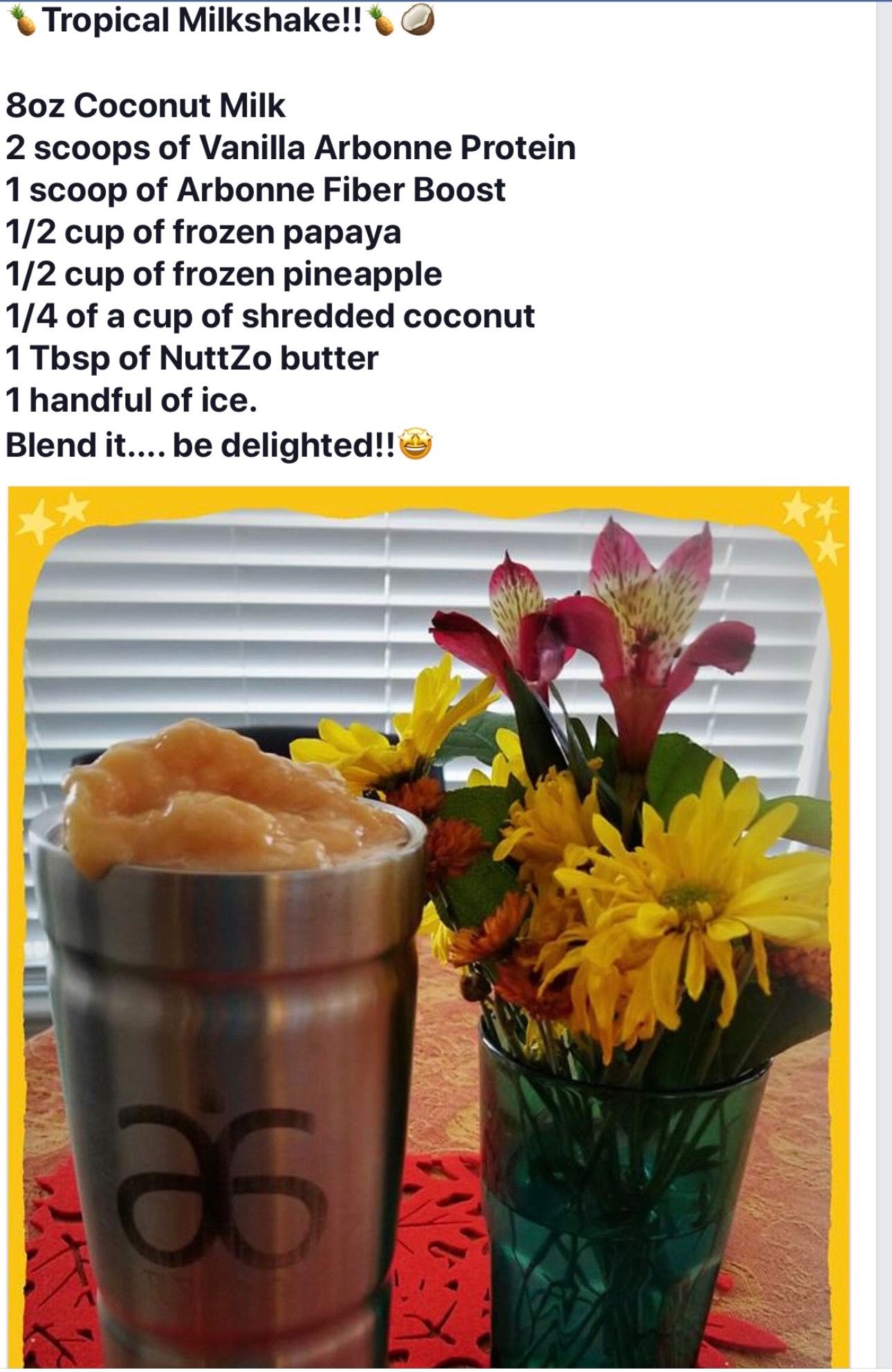 Pin on Arbonne Shakes