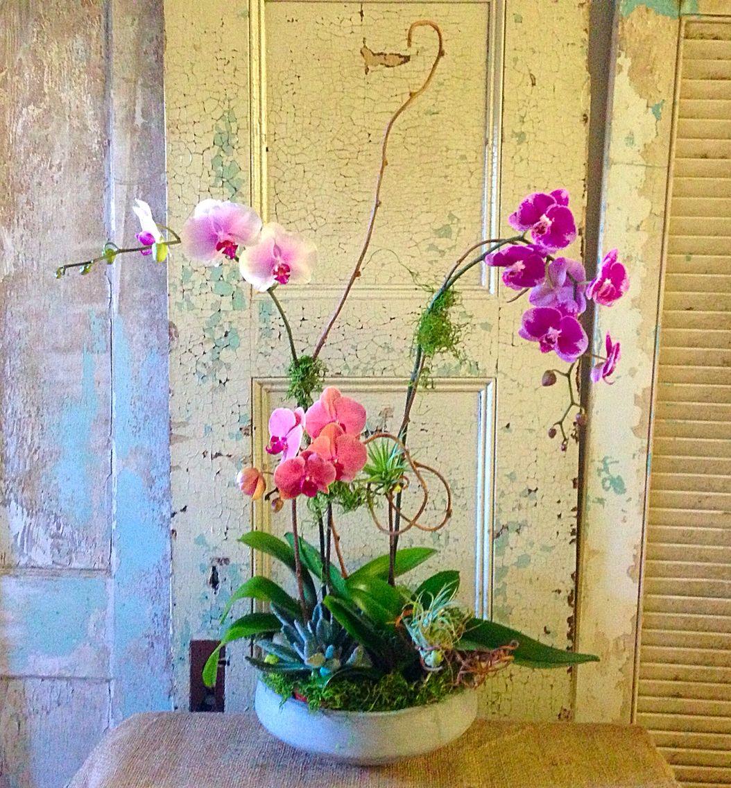 Orchid Design by Duarte Floral Design, www.duartefloraldesign.com