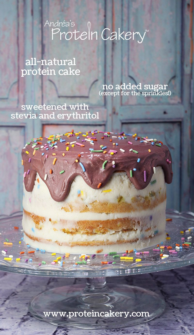 Protein Birthday Cake Recipe High Protein Birthday Cakes And
