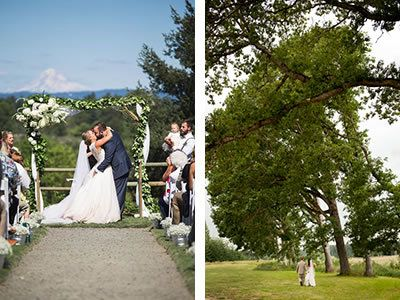 OakView Acres Weddings Willamette Valley Wedding Venue Canby OR ...