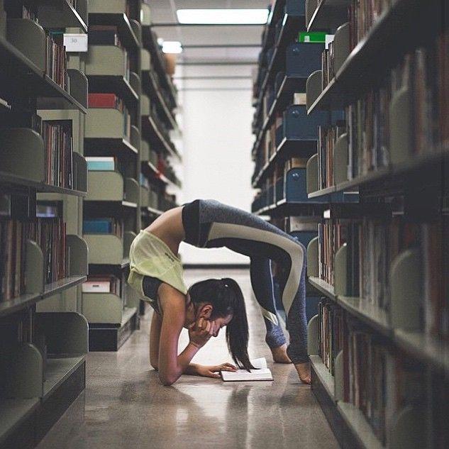 Photo of Senior Portrait / Photo / Picture Idea – Girls – Gymnastics / Gymnast