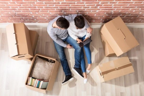Moving into a new home is an exciting time, and you're probably daydreaming about decor and paint schemes and new furniture. But before you get into the fun stuff, there are some basics you should cover first.  #moving #newhome #newhomeowners #firsttimebuyers