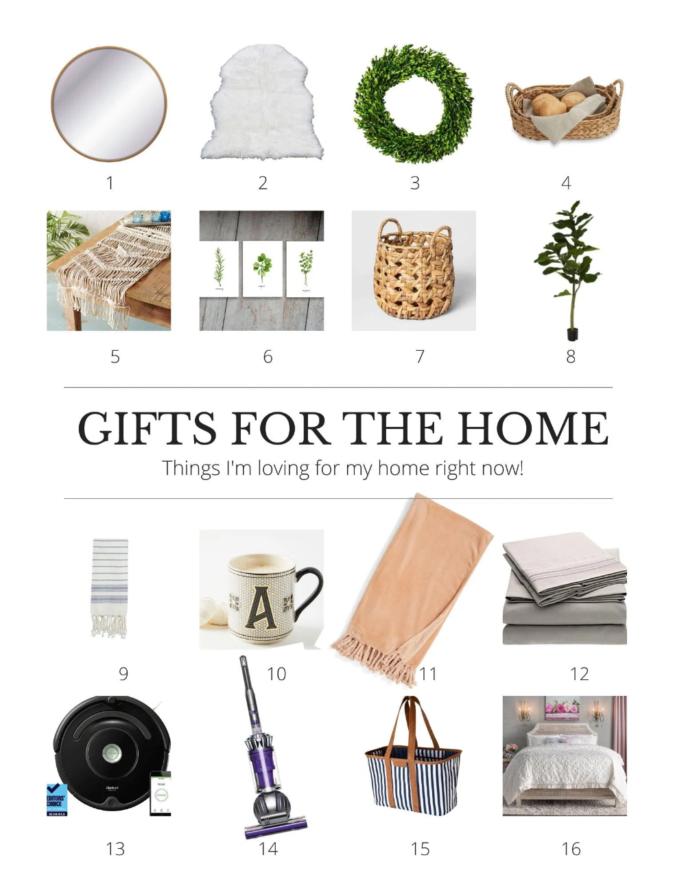 Holiday Gift Guides  #cyberMonday