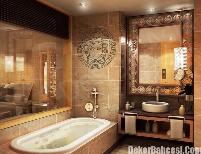 Versace Badezimmer ~ Muhteşem versace banyo fayansları banyo bathroom pinterest