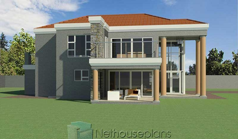 5 Bedroom House Plans Double Storey House Designs Nethouseplansnethouseplans Double Storey House 5 Bedroom House Plans Bedroom House Plans