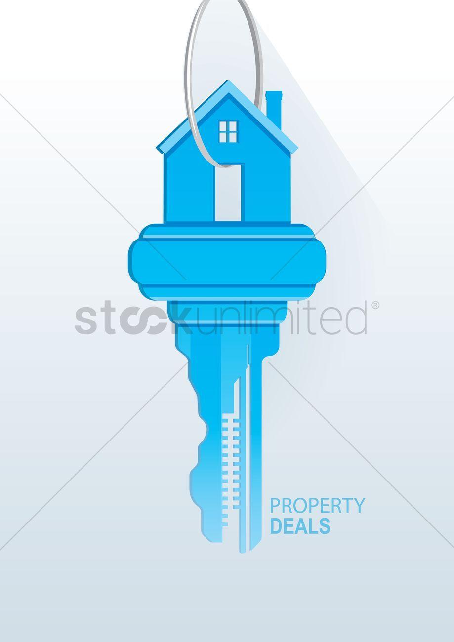 Real estate concept vector illustration