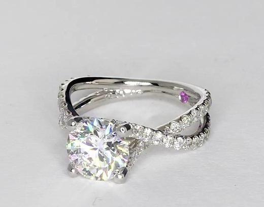 Platinum Engagement Rings Canada