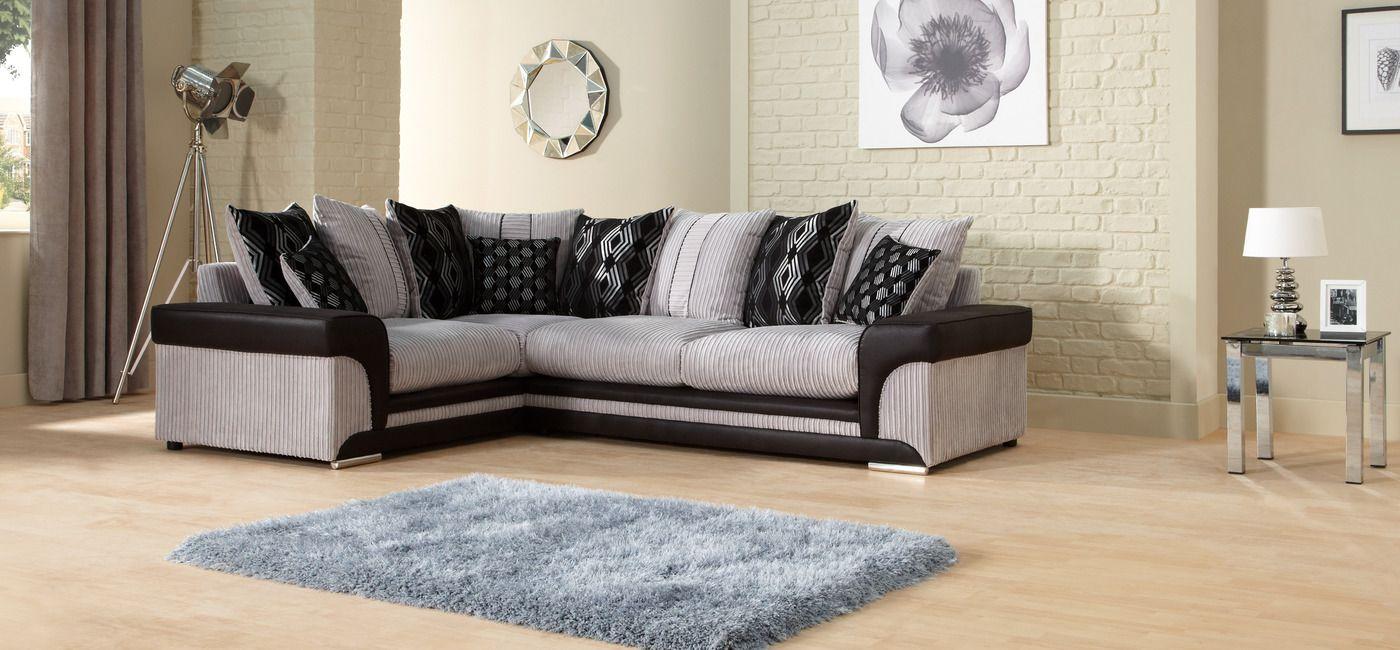 Sofa Sale Modena Corner Group RHF Scatter Back Sofa Only On scs co