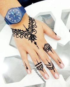 Henna tattoo hand leg mehndi body art designs also best easy images patterns beautiful rh pinterest