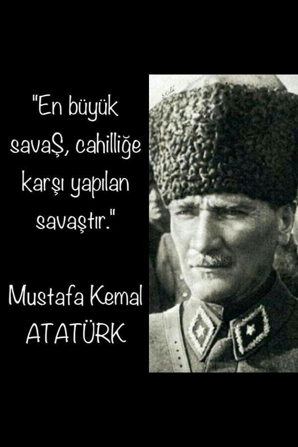 Ataturk Liderlik Edebiyat Ozlu Sozler
