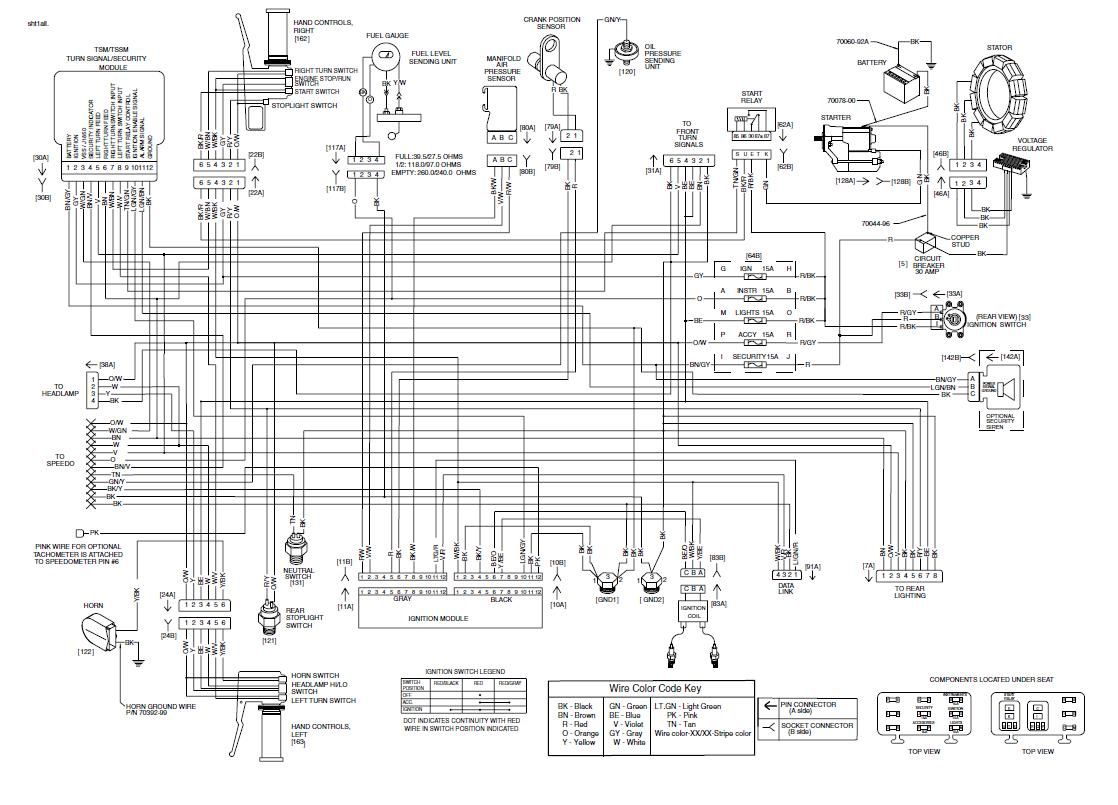 Wiring Diagram Of Motorcycle Diagram, Motorcycle wiring