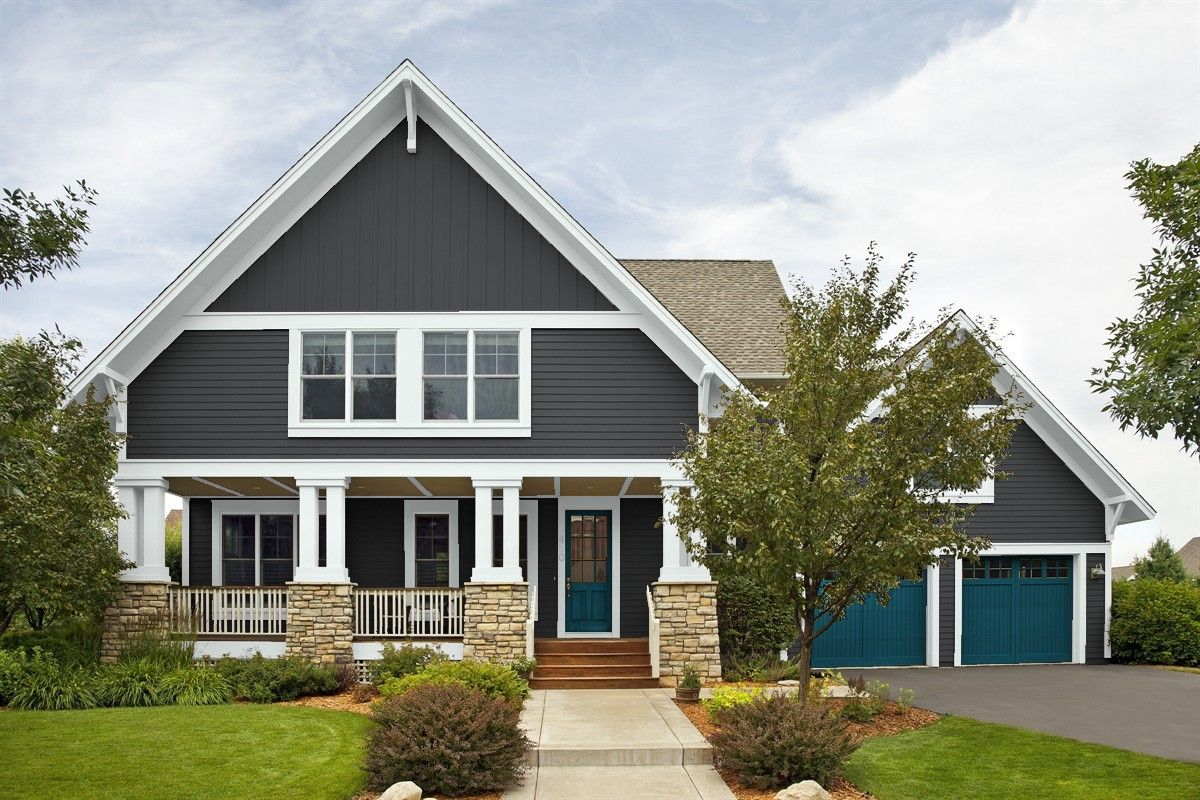 Find Your Color House Paint Exterior Exterior Paint Schemes Grey Exterior