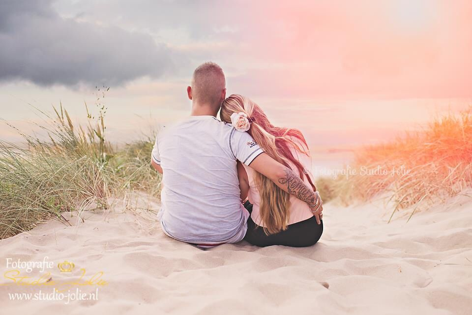 Love fotoshoot liefde stelletjes duo romantisch strand fotografie liefde loved beloved
