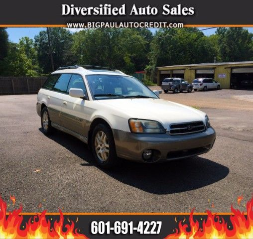 Used 2001 Subaru Outback Limited Wagon For Sale In Jackson Ms