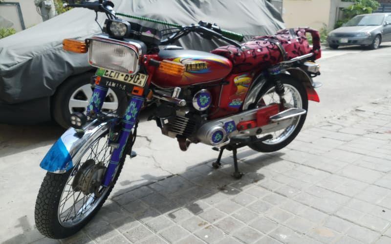 Yamaha Yb 100 Royal Yamaha Used Bikes Bike