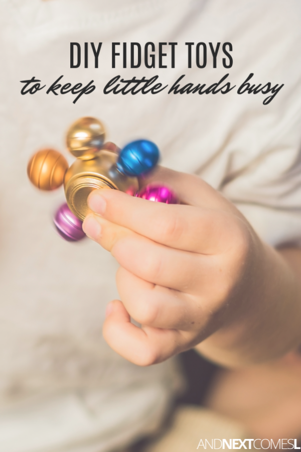 20+ Epic DIY Fidget Toys That Will Keep Little Hands Busy